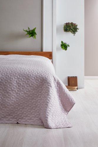Tagesdecke ROSENTRE 160x220 rosa