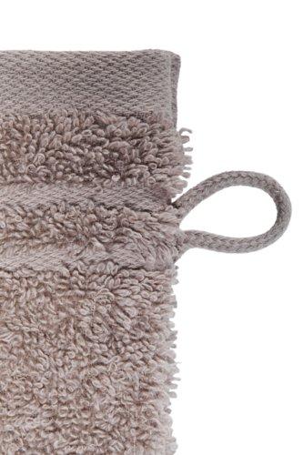 Waschhandschuh KRONBORG PREMIUM taupe