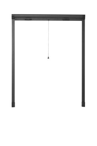 Insektenschutzrollo NYORD 130x160 grau