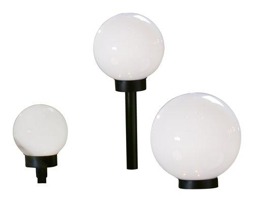 Solarlampe SOL Ø25 weiß