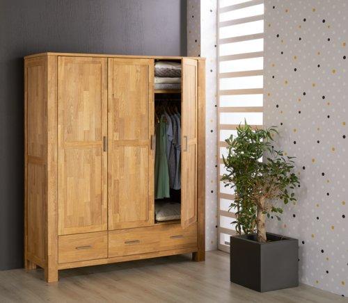 Kleiderschrank OLDE 168x200 cm