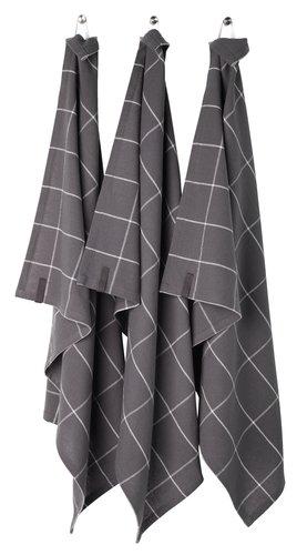 Kjøkkenhåndkle GERBERA 50x70 3 stk ass.
