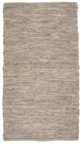 Alfombra KEJSERKRONE cuero 65x120 gris