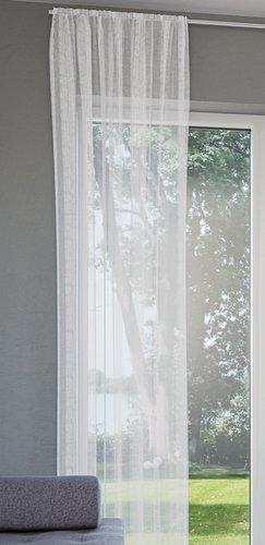 Cortina MARISKO 1x140x300 blanco