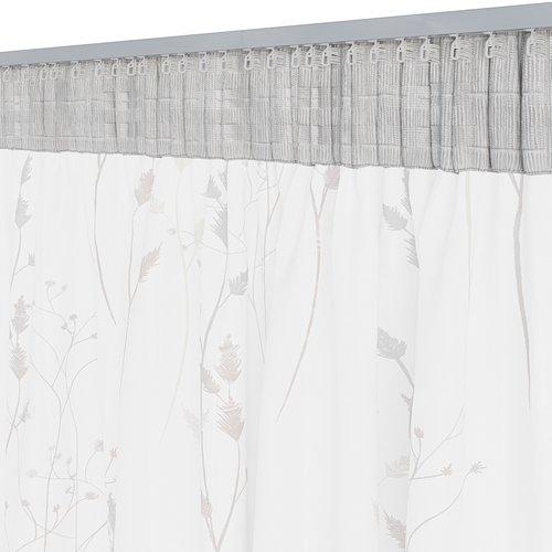 Zavjesa KINN 1x140x300 cvijet
