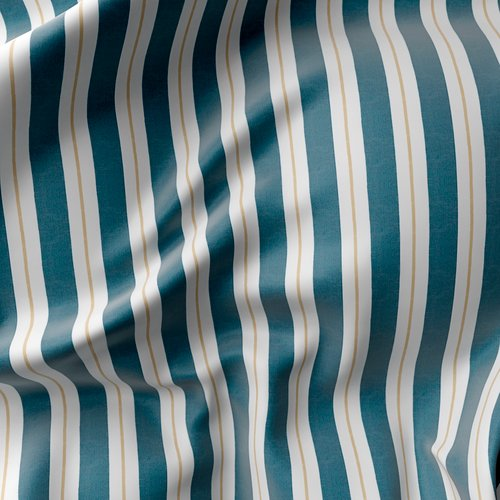 Zavesa FONNO 1x140x300 plava