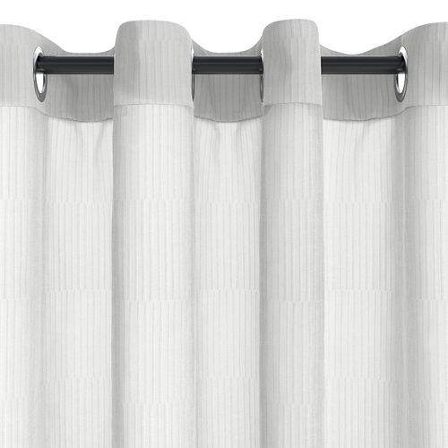 Κουρτίνα UNDEN 1x135x300 λευκό