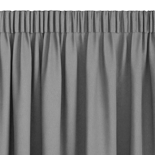 Zavesa za zamr. ARA 1x140x300 siva