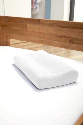Federa Jersey 30x45cm bianco