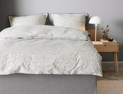 Lenjerie de pat+cearsaf EMILY 200x220