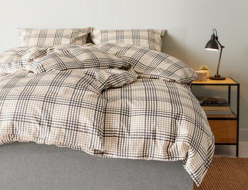 Set posteljine LEAH saten 200x220