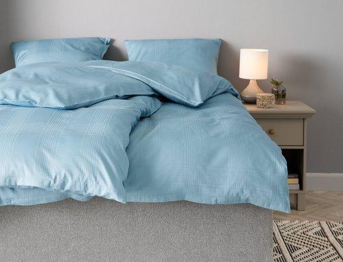 Set posteljine CILJE saten 200x220 SENSE