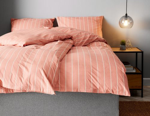 Set posteljine SARA 140x200 breskva