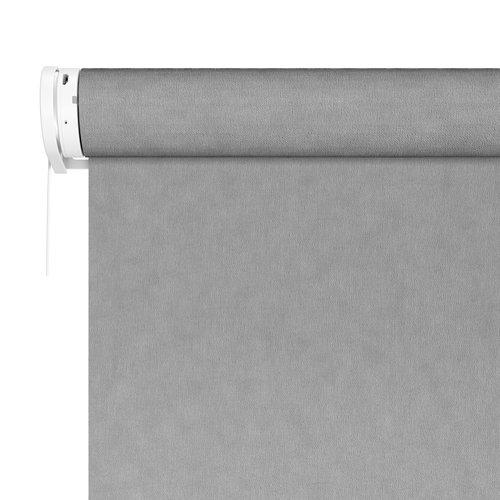 Rullgardin HUGLO 140x190 grå elektrisk