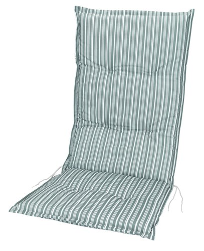 Coussin chaise inclinable TORSBJERG vert