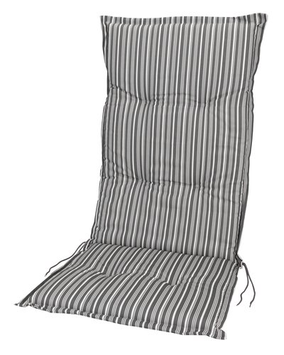 Tuinkussen standenstoel TORSBJERG zwart