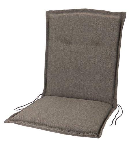 Cuscino sedia schien. altoGUDHJEM sabbia