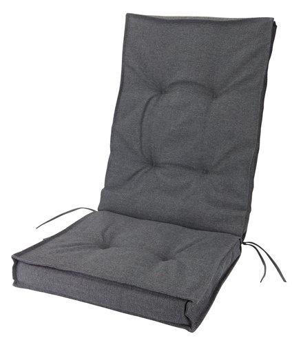 Cuscino sedia reclinab.REBSENGE gri. sc.