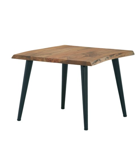 Table basse OKSLUND 60x60 naturel