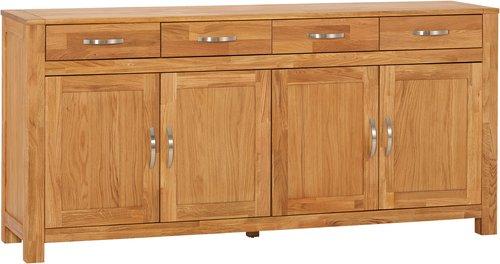 Sideboard HAGE 4 doors 4 draw. royal oak