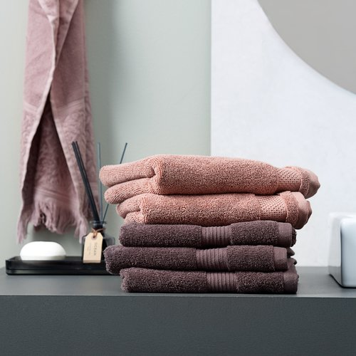 Bath towel KARLSTAD 70x140 brown