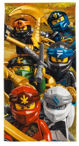 Toalla de ducha LEGO NINJAGO 70x140