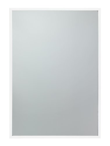 Miroir SOMMERSTED 50x70 blanc