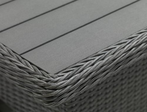 Loungeset VEMB 5-sits grå