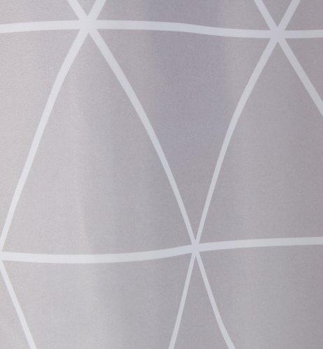 Rideau de douche GREBO 180x200 gris