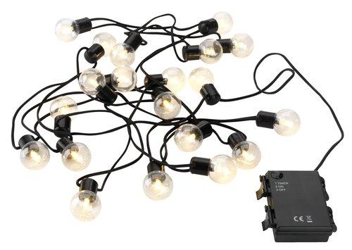 Lichterkette GULIRISK 4m 20 LED klar