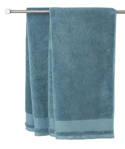 Gæstehåndklæde NORA 40x60 støvblå