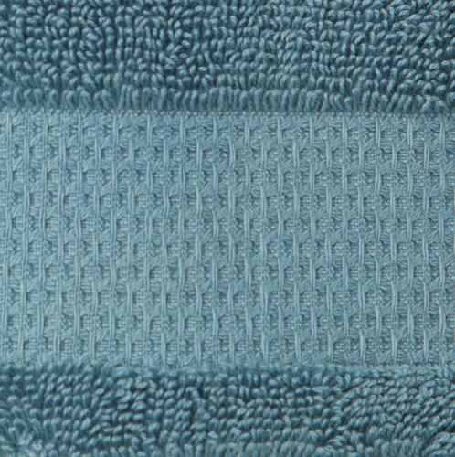 Ručnik NORA 70x140 pep. plava