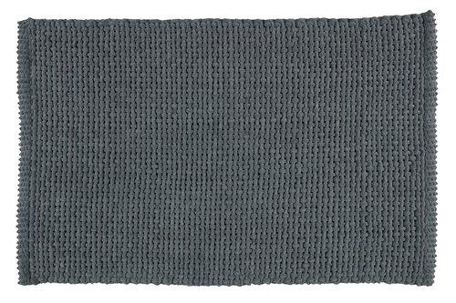 Alfombrilla baño NOLVIK 50x80 gris