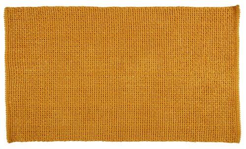 Tappetino bagno NOLVIK 70x120 giallo