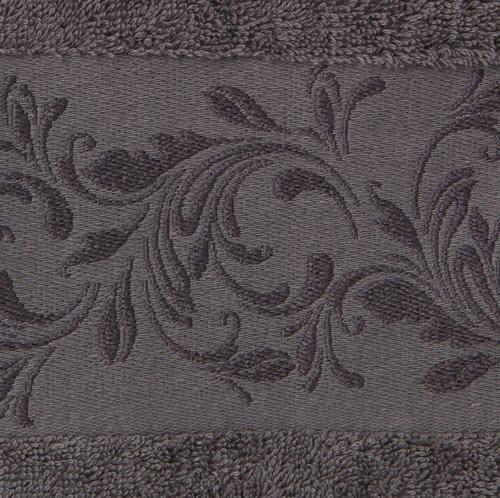 Toalla de ducha MALPASO 70x140 gris
