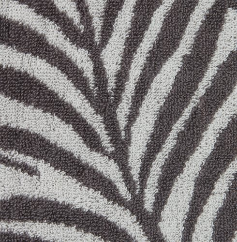 Toalla de ducha HORDA 70x140 gris