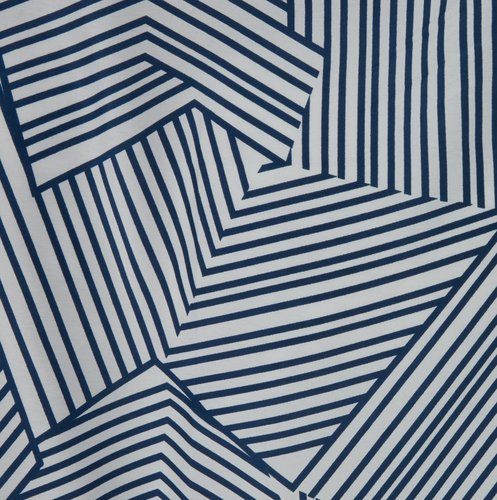 Conj capa edredão BLAU MUSTER 160x220