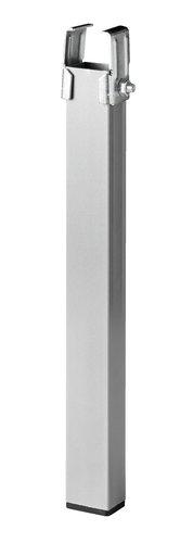 Piede in metallo L3xH40xP4cm 1 pz.