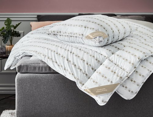 Decke 1100g TRONFJELLET warm 135x200