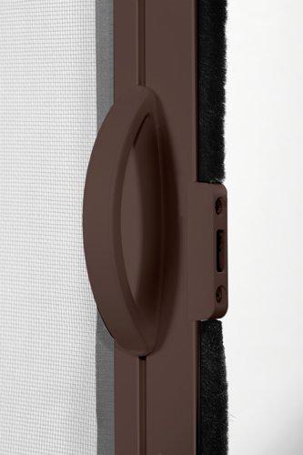 Insektenschutzrollo NYORD 125x220 braun