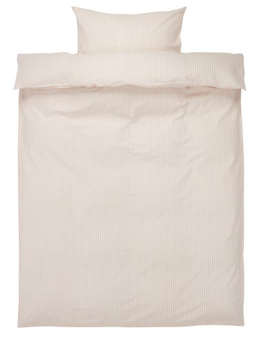 Set posteljine SUS obojene niti 140x200