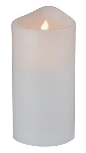 Kubbelys AUGUSTIN Ø10xH20cm m/LED