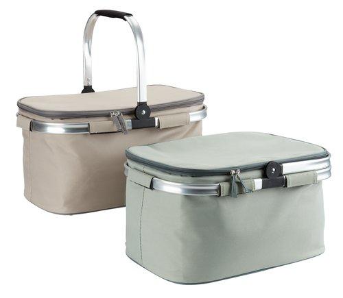 Koeltas picnic SVALA 25 liter assorti