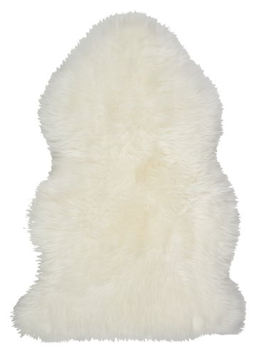 Pelle di agnello KEJSERLIND 50x85 bianco