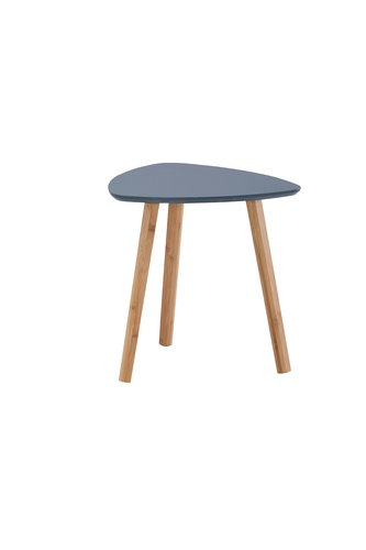 Table basse TAPS 40x40 gris