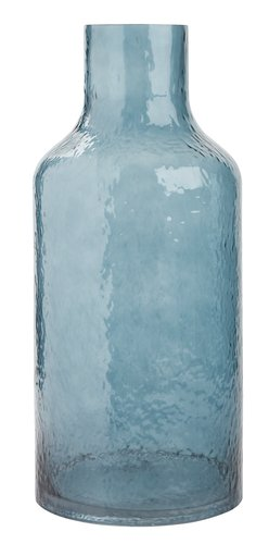 Váza HEINO ÁTM18xMA40cm kék