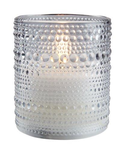 Svijeća BRUNO Ø9xV11cm sa LED