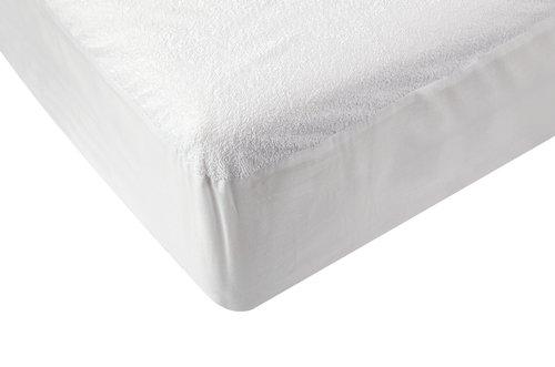 Lençol impermeável 150x200x20cm branco