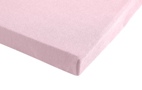 Lenz. jersey140/160x200x28cm rosa antico