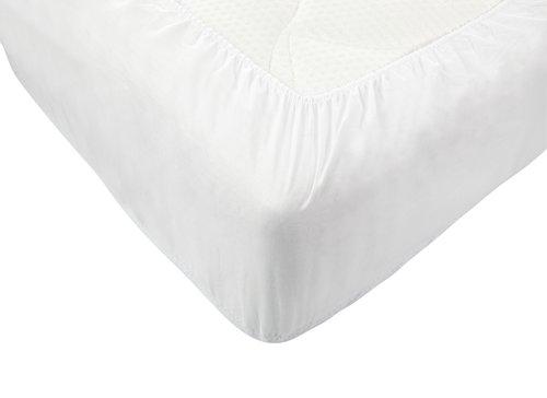 Proteggimaterasso 160x200cm bianco